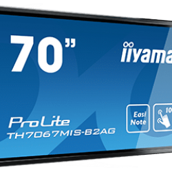 This Month's Featured Product: The 70-Inch Interactive IIYAMA Touch Screen TH7067MIS-B2AG