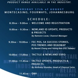 Tactile Technologies to Host 2017 Johannesburg Expo on the Latest in Touch Screen Technology
