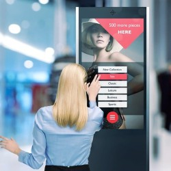 "Delivering the Ultimate Customer ""Experience"" with Interactive POS Touch Screen Solutions"