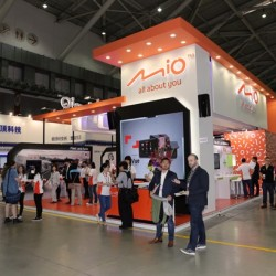 Mio Showcases its Full Product Range at Computex 2017