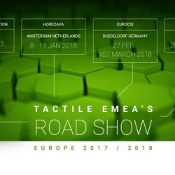 Tactile EMEA hits the road in Europe